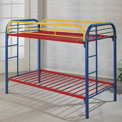 Wildon Home ® Sade Twin Bunk Bed