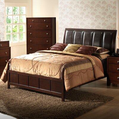 Wildon Home ® Weber Upholstered Panel Bed