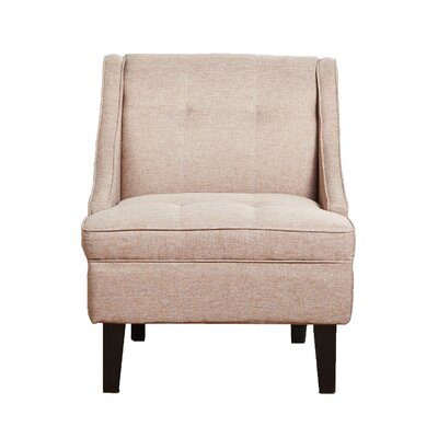 Mercury Row Blecha Slipper Chair