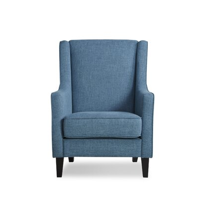Laurel Foundry Modern Farmhouse Brierwood High Back Club Chair