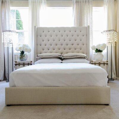 Elements Fine Home Furnishings Upholstered Platform Bed