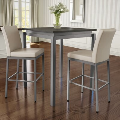 Latitude Run Wilma 3 Piece Pub Table Set