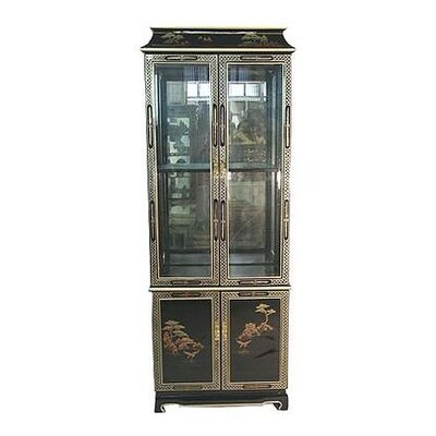Oriental Furniture China China Cabinet
