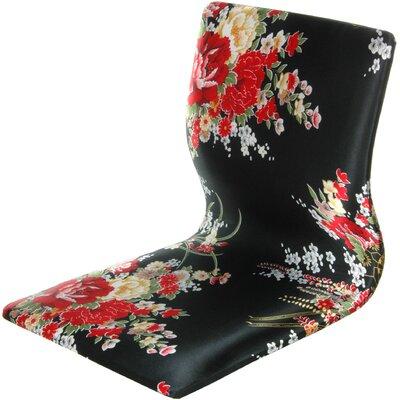 Oriental Furniture Tatami Hibiscus Medita..