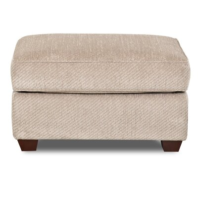 Klaussner Furniture Finn Ottoman