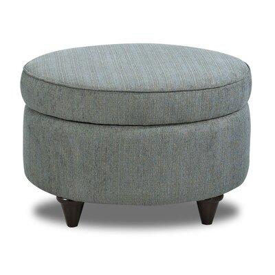 Klaussner Furniture Joseph Storage Ottoman