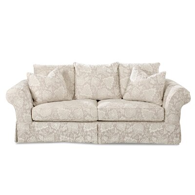 Klaussner Furniture Bond Sofa