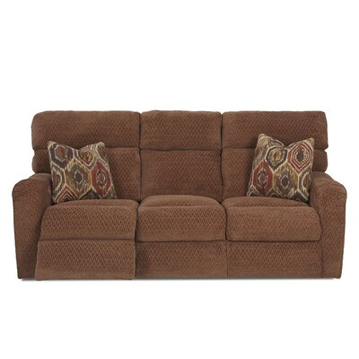 Klaussner Furniture Rocky Reclining Sofa