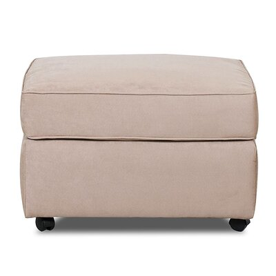 Klaussner Furniture Madison Ottoman