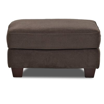 Klaussner Furniture Emma Ottoman