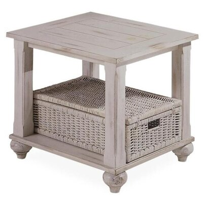 Klaussner Furniture Cutler End Table