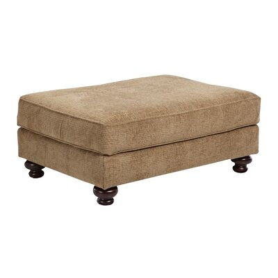 Klaussner Furniture Cross Ottoman