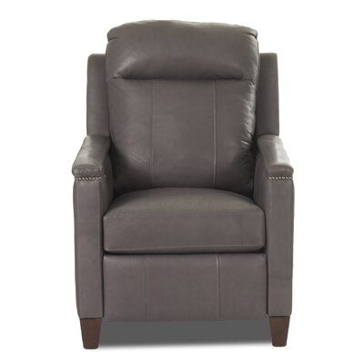 Brayden Studio Cardoso Recliner with Headrest and Lumbar Support