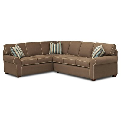 Klaussner Furniture Milton Sectional