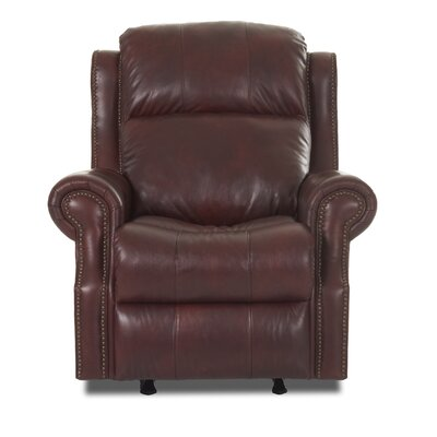 Red Barrel Studio Defiance Recliner with Foam Seat Cushion