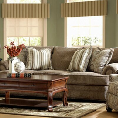 Klaussner Furniture Toby Sofa