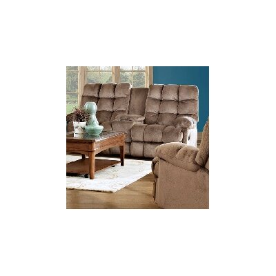 Klaussner Furniture Carrigain Console Reclining Loveseat