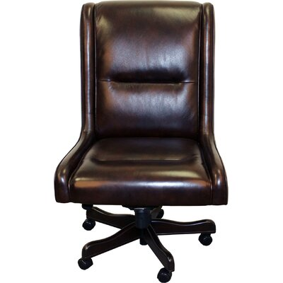 Parker House Furniture High Back Leath..