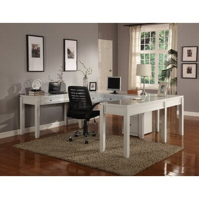 Breakwater Bay Bromley U-Desk