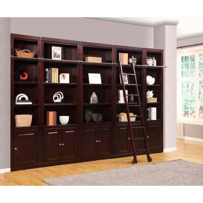 Breakwater Bay Bromley Library Bookcase Inset