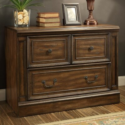 Astoria Grand Queensbury Library 2-Drawer..