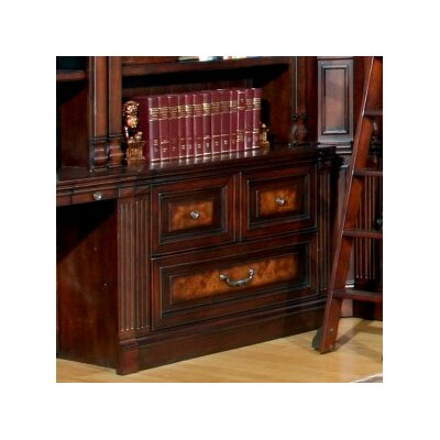 Astoria Grand Ramsey Library 2-Drawer ..