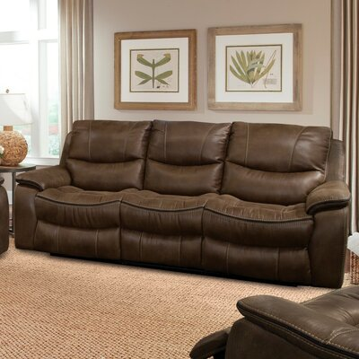 Red Barrel Studio Timber Dual Power Reclining Sofa