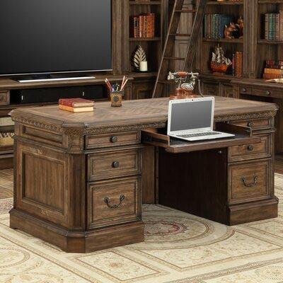 Astoria Grand Queensbury Executive Desk