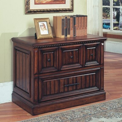 Darby Home Co Venice 2-Drawer  File