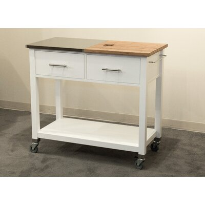 CORNER HOUSEWARES Kitchen Island