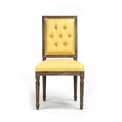 Zentique Inc. Louis Side Chair