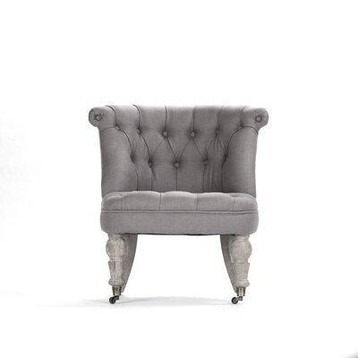 Zentique Inc. Amelie Slipper Chair