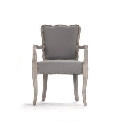 Zentique Inc. Elise Arm Chair