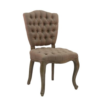 Zentique Inc. Piaf Fabric Side Chair