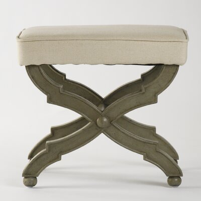 Zentique Inc. Crescenzo Upholstered Bedroom Bench