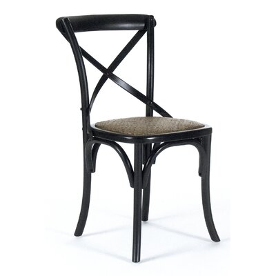 Zentique Inc. Parisienne Cafe Side Chair