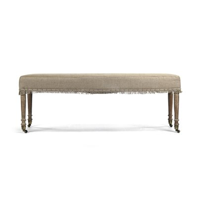 Zentique Inc. Laurent Bedroom Bench