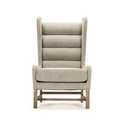 Zentique Inc. Aile Wingback Side Chair