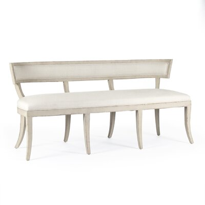 Zentique Inc. Upholstered Bedroom Bench