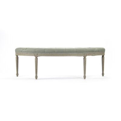 Zentique Inc. Louis Bedroom Bench