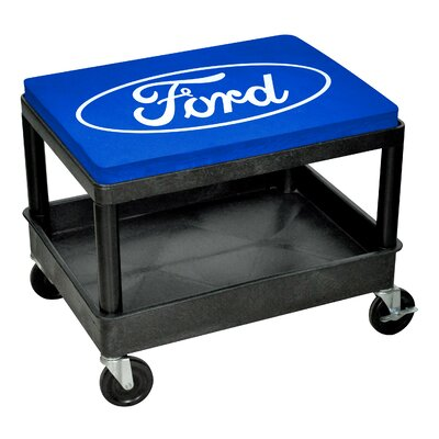 Go Boxes LLC Ford Mechanic Seat with Cushion