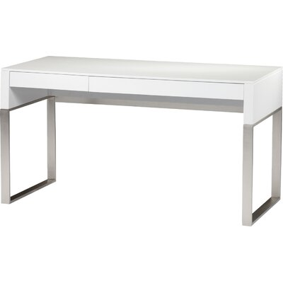BDI Cascadia Writing Desk with Keyboar..
