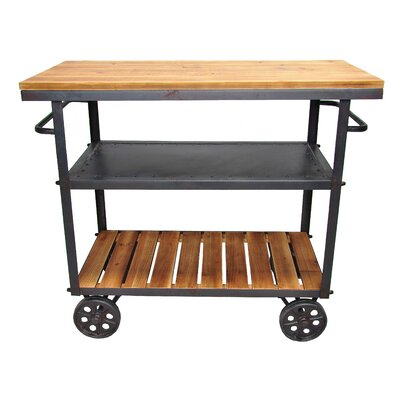 Pangea Home Don Serving Cart