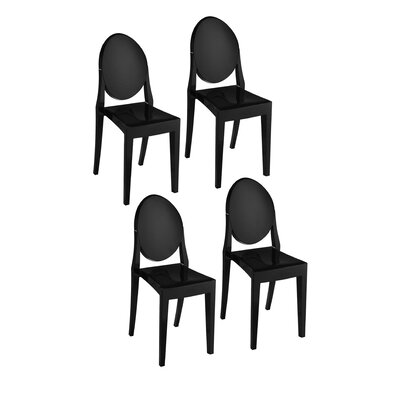 Pangea Home Phantom Side Chair (Set of 4)