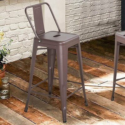 Merax Bar Stool Set of 2 (Set of 2)
