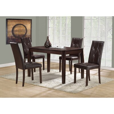 Monarch Specialties Inc. Allyson Dining Table