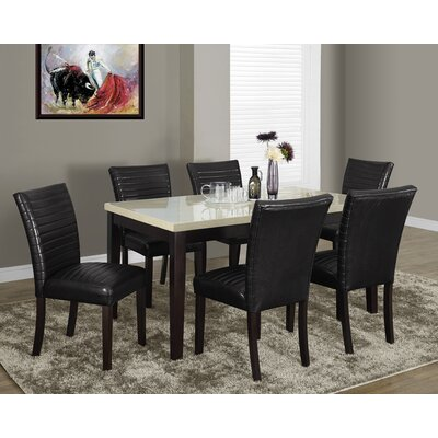 Monarch Specialties Inc. Isabella Dining Table