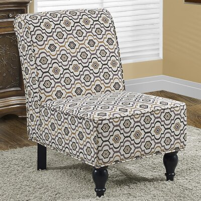 Andover Mills Saint Traditional Slipper Chair
