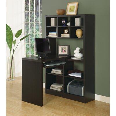 Monarch Specialties Inc. Corner 1 Drawer Computer Desk