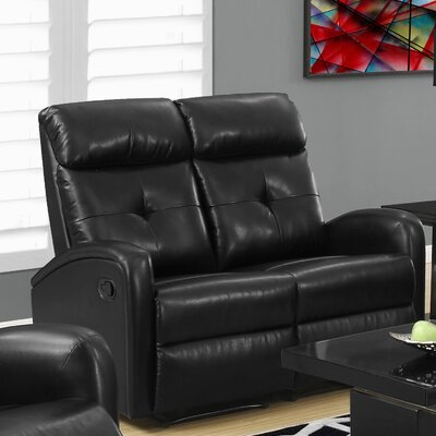 Monarch Specialties Inc. Reclining Loveseat